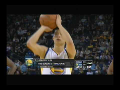 aman2k - to see more of Lin, http://asianathletes.wordpress.com Jeremy Lin (2011.04.10) 4pts, 4rebs, 4ast, Reverse layup.