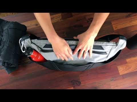 Agency Aspect Hybrid Messenger Bag