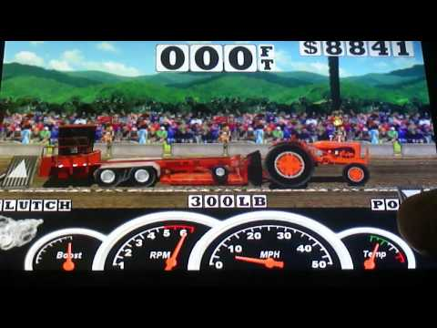 Video of Tractor Pull