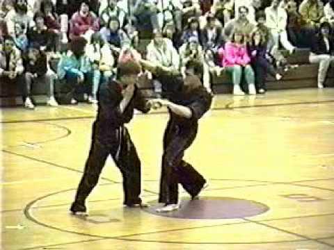 LaVallee's Karate - Black Belt Exam - May 18th, 1990 Part 3