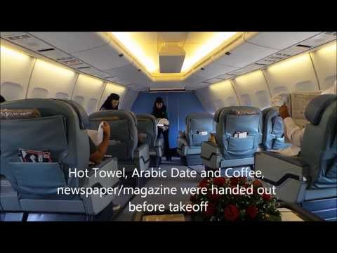 A rare glimpse into Saudi Arabian Airlines