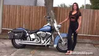 1. Used 2005 Harley Davidson Heritage Softail Classic Motorcycles for sale