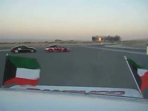 ناصر المطيري من الكويت في بطولة الامارات للدرفت الجولة الثانية