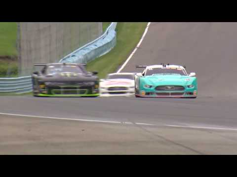 American Muscle Returns to The Glen