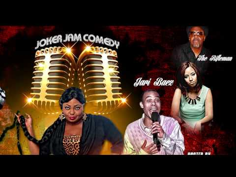 WWW.JOKERJAMCOMEDY.COM SHOW APRIL 6 CHICAGO STARRING COCO BROWN