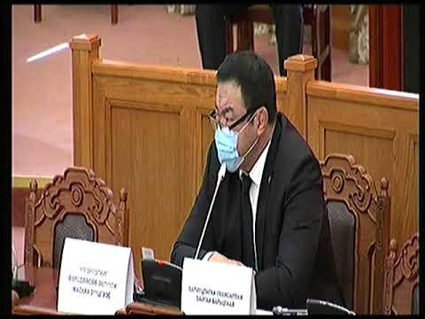 Ж.Энхбаяр: Хуульд орхигдуулсан нэг зүйл бол Тусгай хүчнийг байгуулах
