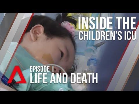 CNA | Inside The Children's ICU | E01 - Life and Death | Full Episode