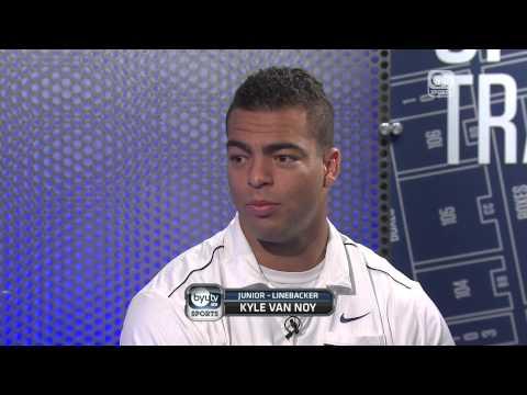 Kyle Van Noy In-Studio video.