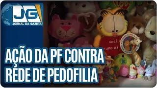 A Polícia Federal lançou hoje a segunda fase de uma operação de combate à exploração sexual de crianças e adolescentes na internet.