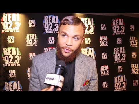 Jidenna Talks Why The Game Inspired Him