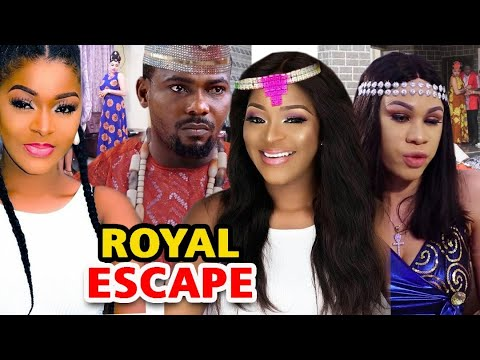 ROYAL ESCAPE Full Season 1&2 - NEW MOVIE HIT ChaCha Eke 2020 Latest Nigerian Nollywood Movie