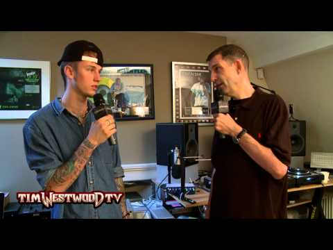 *NEW* Westwood – Machine Gun Kelly talks tatts – shows – red light district Amsterdam (part 2 of 3)
