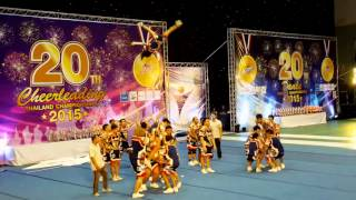 Nonton Team Rainbow - Open Coed Premier - 20th Cheerleading Thailand Championships 2015 (14 Nov 15) Film Subtitle Indonesia Streaming Movie Download