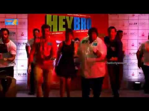 Video Ganesh Acharya Ecxlusive Live Performance - 'Hey Bro' Movie Promotion download in MP3, 3GP, MP4, WEBM, AVI, FLV January 2017