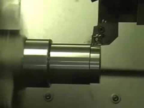 Böhler CNMG 120408 Paslanmaz Malzemede Tornalama
