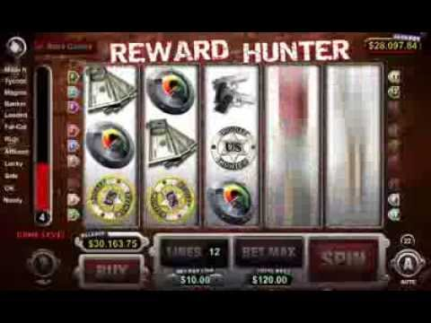 Video of Reward Hunter Slot Machine