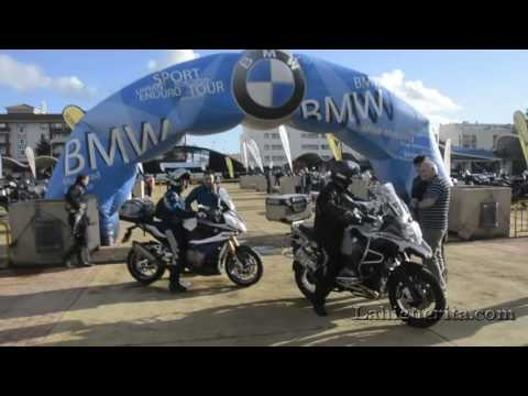 III Ediccion de la BMW 'Punta a Punta' 2016 en Isla Cristina