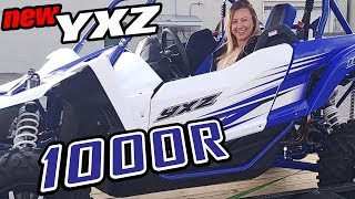 7. BUYING A BRAND NEW SIDE BY SIDE YAMAHA YXZ1000R