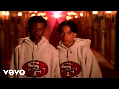 Kris Kross - I Missed The Bus (1992)