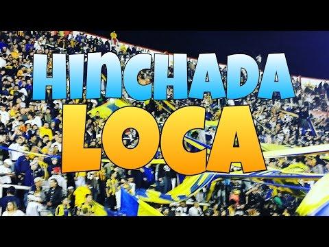 Hinchada de ROSARIO CENTRAL contra Ferro 2015 - Los Guerreros - Rosario Central