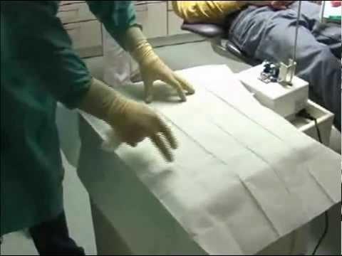 Хирургические салфетки