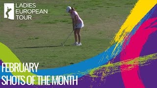 Top shots on the European Ladies Tour