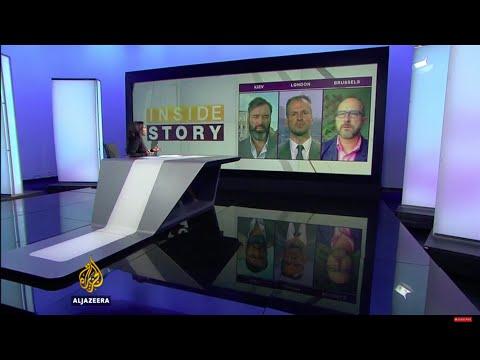 "Uzbek President Karimov is dead. Peter Zalmayev (Залмаев) on ""Inside Story"" on Al Jazeera English"