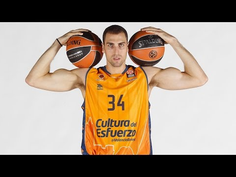 Steal of the Night: Pablo Aguilar, Valencia Basket