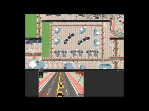 RASY : 3D Real-Time Traffic Simulator
