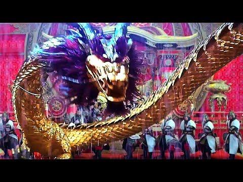 DETECTIVE DEE 3 Bande Annonce (2018) La Légende des Rois Célestes