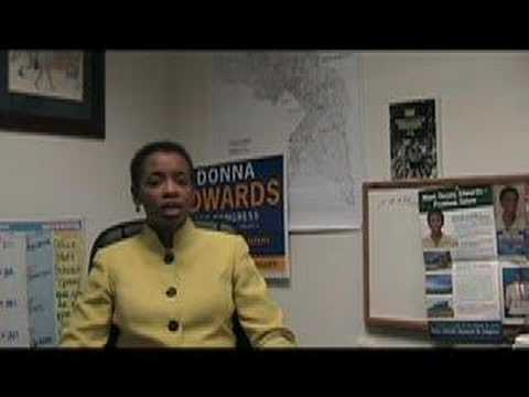 Donna Edwards for Congress!