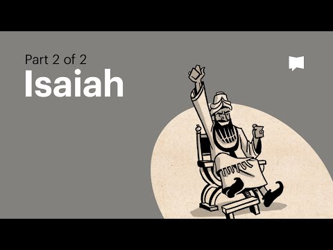 Overview: Isaiah 40-66
