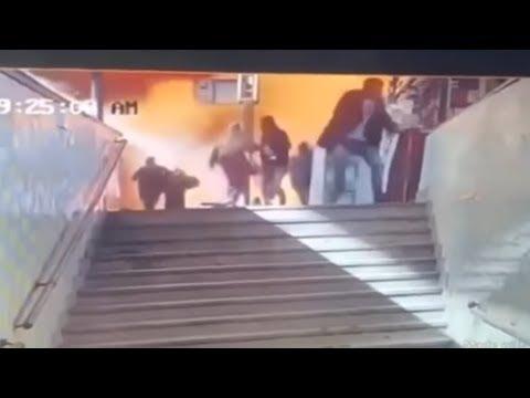 Inferno in Kairo: Streit zwischen Lokführern soll Katas ...