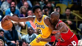 Kobe Meets MJ For The First Time