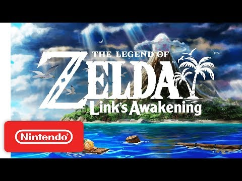 The Legend of Zelda: Link's Awakening - Announcement Trailer - Nintendo Switch