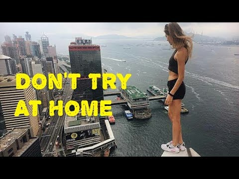 Top World's Most Awesome Stunts | Free Style