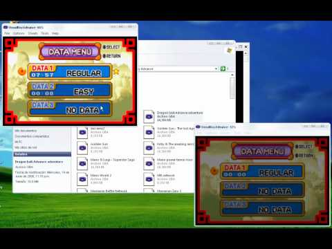 Video 1 de Visual Boy Advance: Configurar Visual Boy Advance para jugar en red