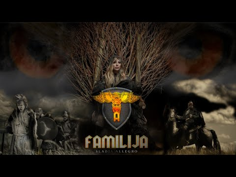 Familija - Slađa Allegro - nova pesma, tekst pesme i tv spot