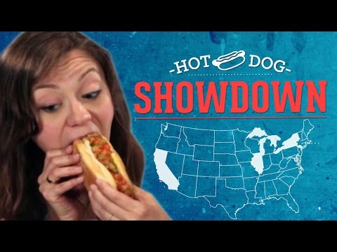 Hot Dog Showdown: LA Vs. Chicago Vs. NYC