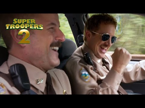 SUPER TROOPERS 2 | Meow On Blu-ray And Digital | FOX Searchlight