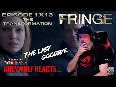 Fringe - Season 1 Episode 1x13 'The Transformation' REACTION & REVIEW