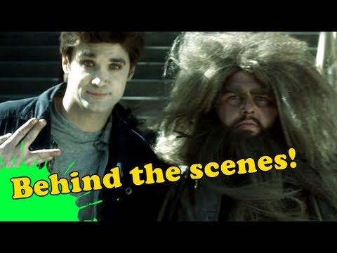 Behind the Scenes of Harry Potter vs. Twilight: Dance Battle w/ ShayCarl