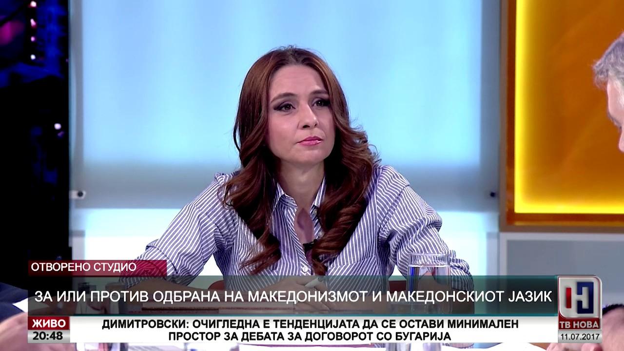 За или против одбрана на македонизмот и македонскиот јазик