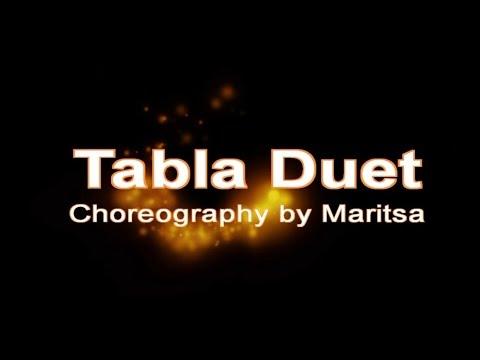 Восточные танцы: Табла. Урок видео обучения.