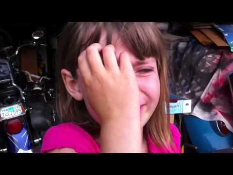Funny – Crying girl wants a duck, not Justin Bieber, or a chihuahua.