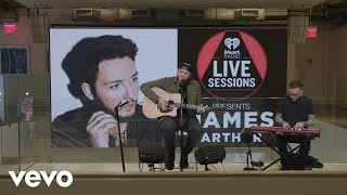 James Arthur - Say You Won't Go (iHeartRadio Live Sessions on the Honda Stage) Video