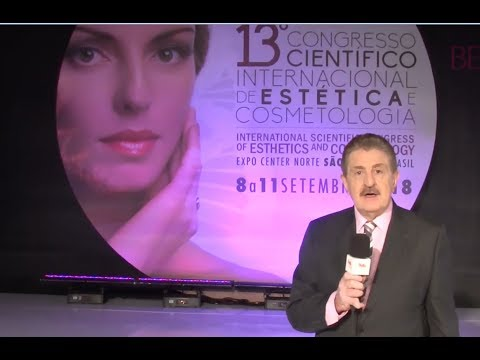 Beleza Today na cobertura do 13. Congresso de Estética da Beauty Fair (Parte 1)