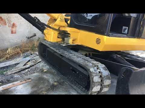 CATERPILLAR PELLES SUR CHAINES 302.5C equipment video _UAofUf-yWo