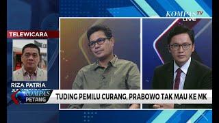 Video Tuding Pemilu Curang, Prabowo Tak Mau ke MK MP3, 3GP, MP4, WEBM, AVI, FLV Juni 2019
