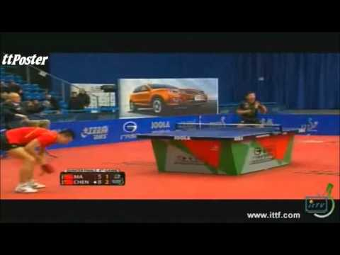 Highlights of the Hungarian Table Tennis Open 2012 (watch in 720p or 1080p)